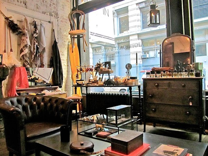 A SoHo boutique review, from The Walkup