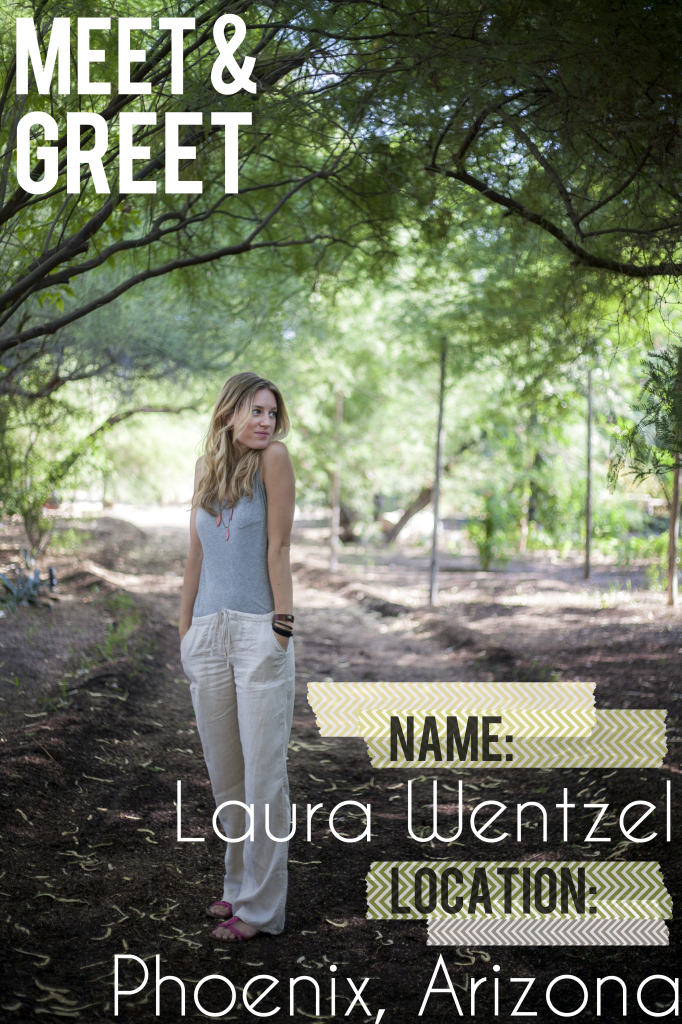 Laura Wentzel featured by The Walkup