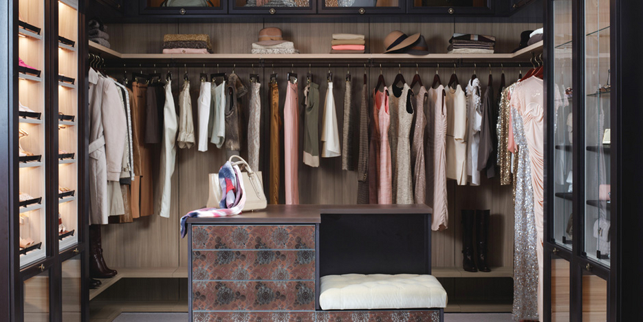 California Closets via The Walkup 3