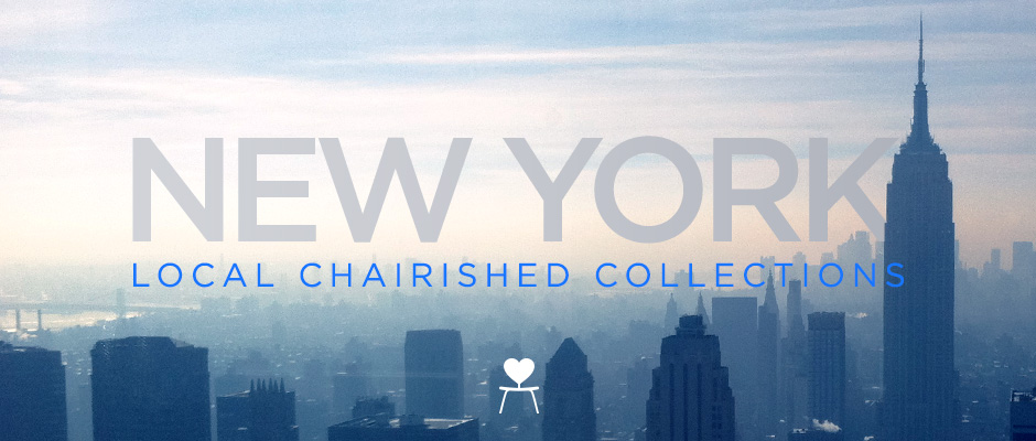 New York Chairish Collection from The Walkup