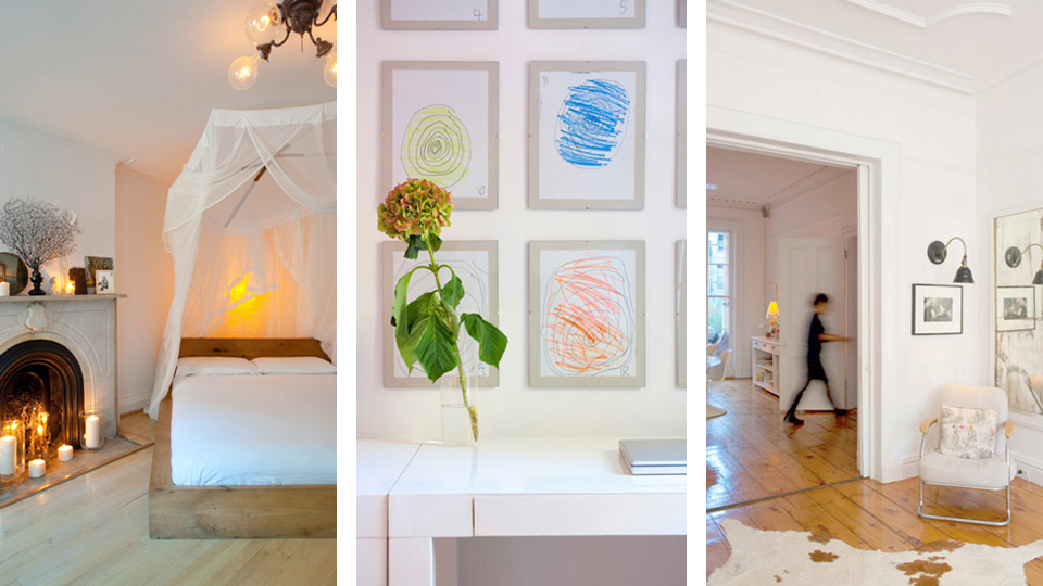 Jan Eleni Collage and Interiors