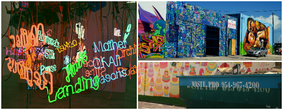 Wynwood Art District, Street art and Graffiti in Miami
