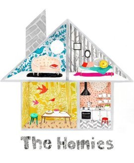 The Homies Apartment Therapy 2014