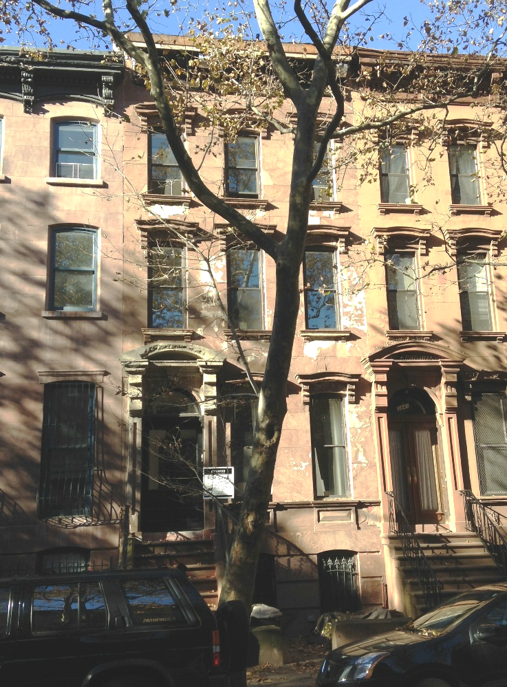 Brooklyn Brownstone Tour / Fort Greene
