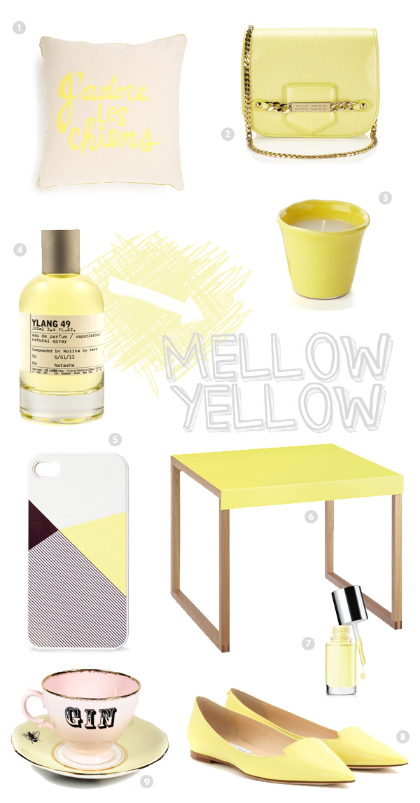 Mellow Yellow Love by The Walkup