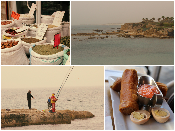Fishing in the North, Jachnun and Shabbat in Tel Aviv
