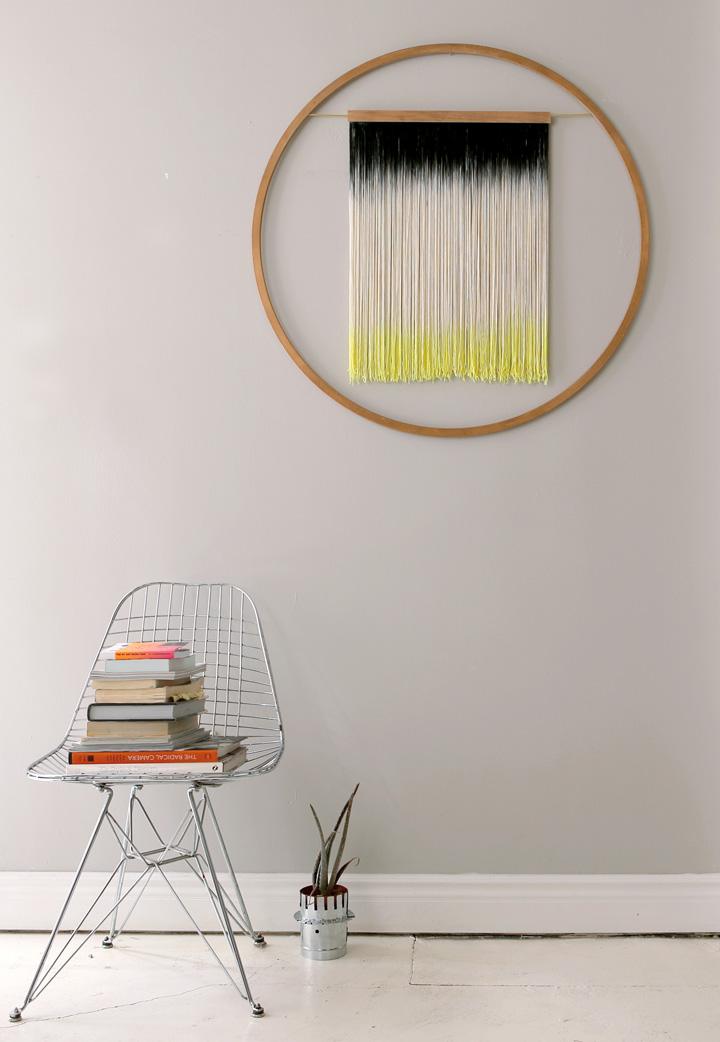 Julie Thevenot Big Wall Hanging