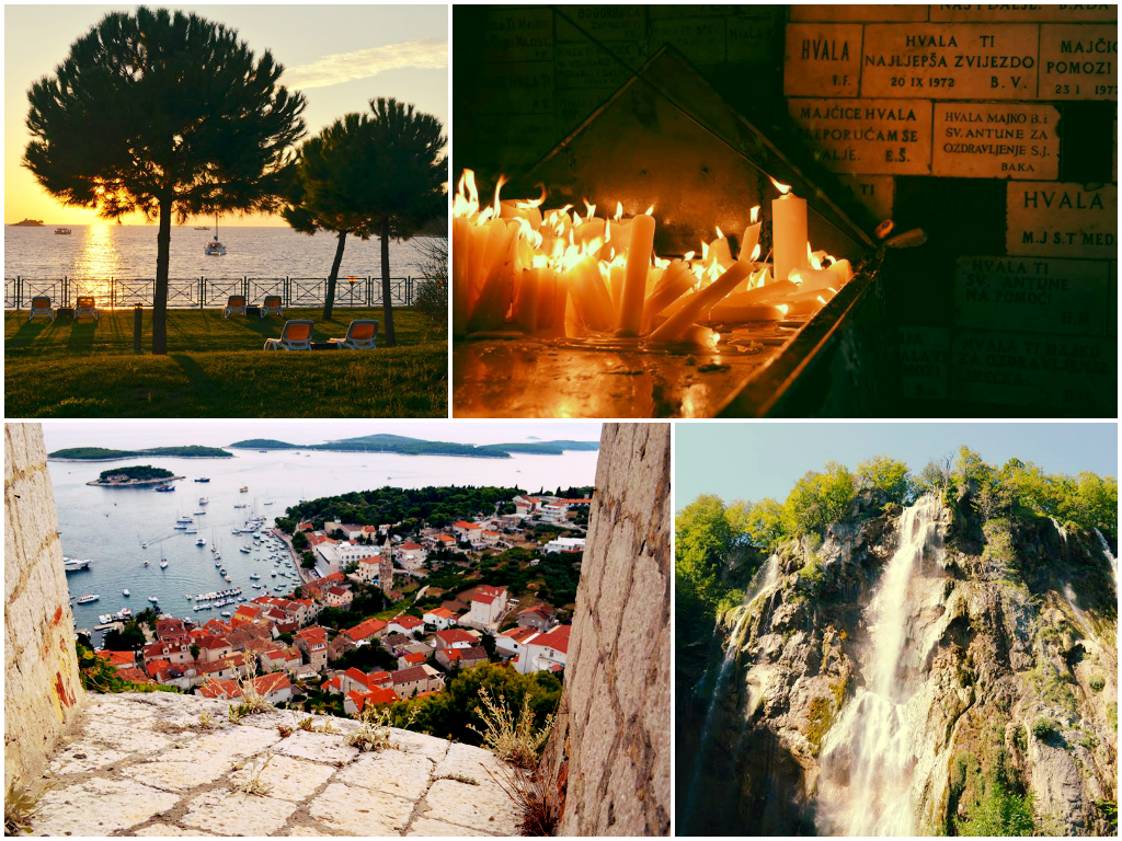 A Croatian Honeymoon, by The Walkup, RCI Dream Vacation Sweepstakes